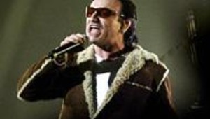 Bono, à nouveau papa