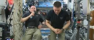COP 21: le message et les images des astronautes depuis l'ISS