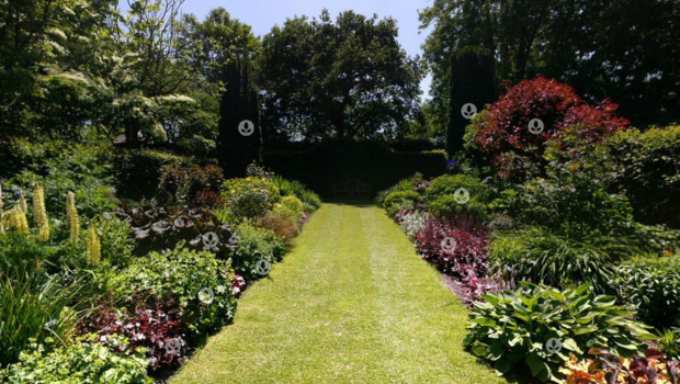 Découvrez de beaux jardins à 360° sur Oh Mon Jardin