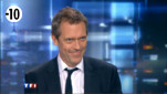 Dr House sur le plateau de TF1