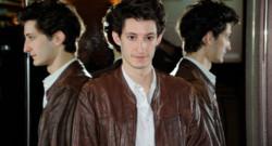 L'acteur français Pierre Niney à Paris en février 2013
