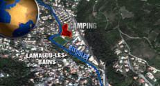 Le 20 heures du 18 septembre 2014 : Lamalou-les-Bains : le cours d%u2019eau meurtrier sous haute surveillance - 186.736