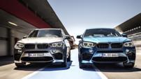 Les nouveaux SUV BMW X5 M et X6 M seront officiellement présentés lors du Salon de Los Angeles 2014 le 18 novembre prochain.