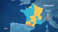 Vents violents, fortes pluies : quatre départements du sud-ouest en vigilance orange