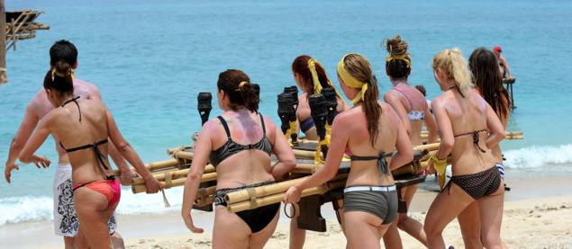 Koh-Lanta Vietnam - L'équipe Jaune tente de combler son retard sur l'équipe Rouge