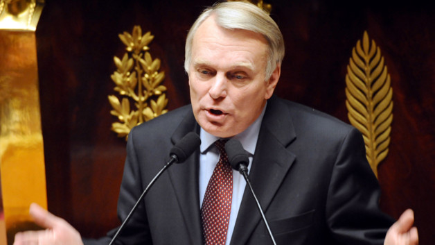Ayrault assemble nationale