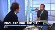 """Edouard Philippe : """"La primaire des Républicains sera un grand succès"""""""