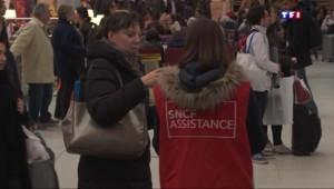 Gare de Lyon : les usagers agacés par la nouvelle grève des trains SNCF