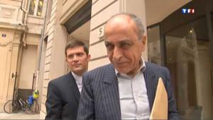 L'homme d'affaires franco-libanais est mis en examen dans le volet financier de l'affaire Karachi