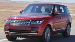 Photo 1 : RANGE ROVER NOUVEAU - 2012