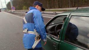 police controle voiture gendarmerie