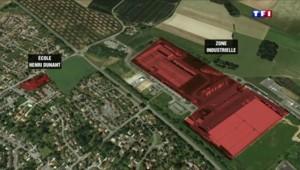 """Prise d'otages à Dammartin-en-Goële : """"Les élèves sont confinés à la cantine, tout va bien"""""""