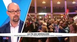 """Le FN peut conduire à la """"guerre civile"""" : la stratégie de Valls marque-t-elle les esprits ?"""