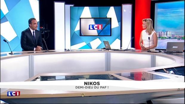 Nikos: Demi-dieu du paf