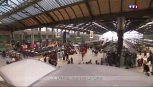 SNCF : les raisons de la grève de mardi