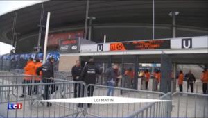 Une soixantaine d'entreprises privées vont assurer la sécurité des lieux clos pendant l'Euro de football.