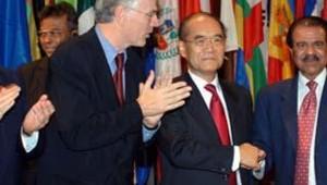 Unesco président réelection