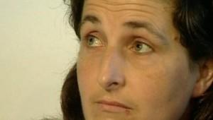 L'épouse Courjault à Tours le 22 août 2006. TF1/LCI