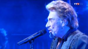 Le 13 heures du 7 mai 2014 : Johnny Hallyday en concert en concert �ew-York - 1584.51758984375