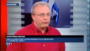 """Mercier : """"Mélenchon est un vendeur d'illusions"""""""