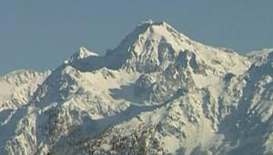 montagne alpes avalanche