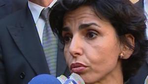 Rachida Dati, ministre de la Justice/LCI
