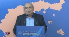 """Référendum : """"Le peuple grec a prouvé qu'il n'est pas soumis au chantage"""""""