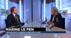 """Sarkozy prêt à se servir en voix au FN : """"Les Français sont vaccinés"""" affirme Marine Le Pen"""