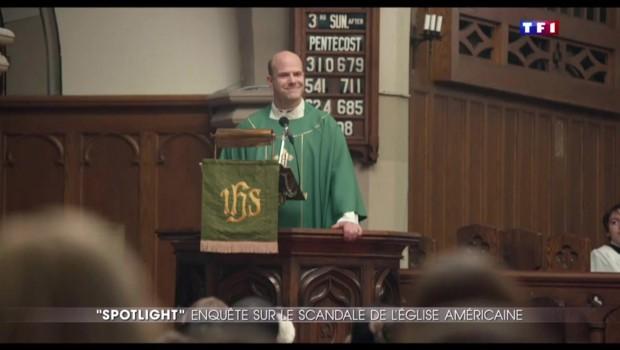 """""""Spotlight"""", le scandale des prêtres pédophiles sur grand écran"""