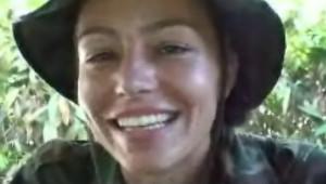 Tanja Nijmeijer, dans une vidéo datée de 2007