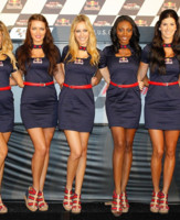 MotoGP Grid Girls Laguna Seca 2012