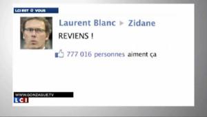 Euro 2012 : la défaite des Bleus vue par Gonzague TV