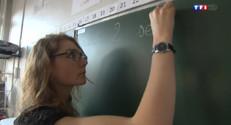 Le 13 heures du 2 septembre 2014 : Les jeunes professeurs font aussi leur rentr�- 514.328