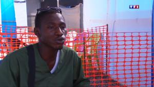Le 13 heures du 24 avril 2015 : Ebola : la Guinée peine à se débarasser du virus - 727.594
