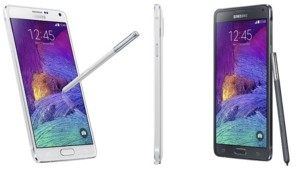 Le Samsung Galaxy Note 4