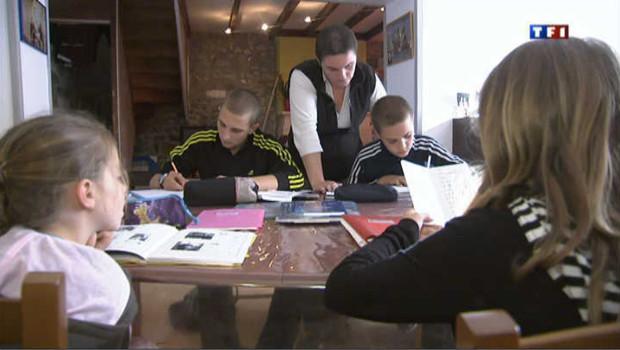 Les devoirs scolaires, toute une organisation