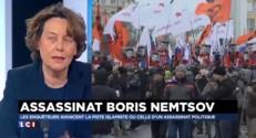 """Meurtre de Boris Nemstov : """"Poutine n'a pas grand intérêt à le faire assassiner sous ses fenêtres"""""""