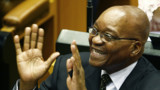 Portrait - Jacob Zuma