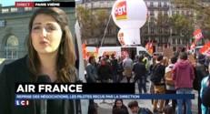 Air France : reprise des négociations, les pilotes reçus par la direction