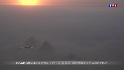 Dernière étape pour Solar Impulse dans son tour du monde