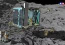 Le 13 heures du 12 mars 2015 : Philae : un réveil en douceur pour le robot - 1368.239