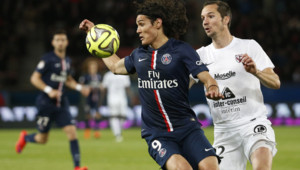 Le PSG prend la tête de la Ligue 1 en battant Metz 3 à 1 mardi 28 avril 2015
