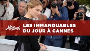 Les Immanquables du 15 mai à Cannes