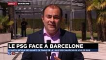 """Ligue des champions : """"Pas d'optimisme débordant"""" du côté du PSG"""