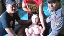 Sextoy poupée gonflable Indonésie