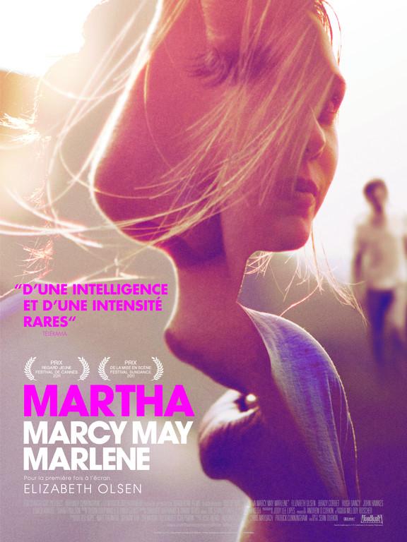 Affiche du film Martha Marcy May Marlene