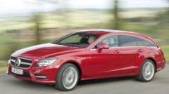 Photo 1 : CLASSE CLS SHOOTING BRAKE - 2012