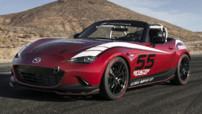 Pour 2016, Mazda a prévu de créer une compétition monomarque centrée autour de son roadster 4e génération : la MX-5.