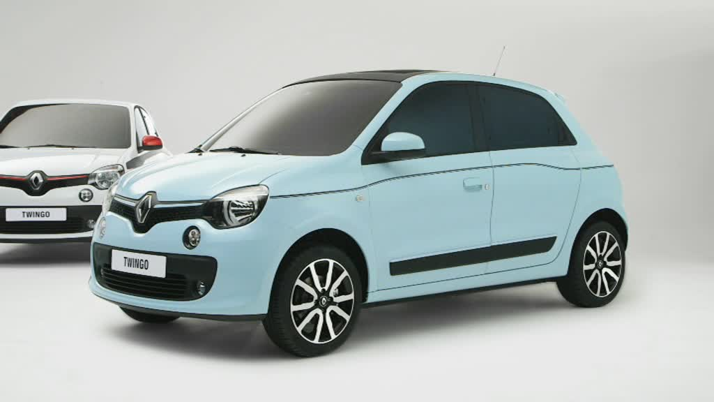 vid o automoto renault twingo 2014 pr sentation officielle mytf1. Black Bedroom Furniture Sets. Home Design Ideas