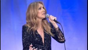 Un mois après la mort de René Angelil, le grand retour sur scène de Céline Dion